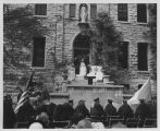 Miss St. Francis on Honors Day - 1948