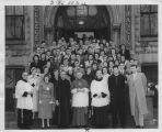 Marian Congress Group Photograph - 1951