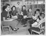 CSF Student Teacher - ca. 1952-1955