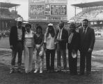 Olympic Night at Comiskey Park - Group Photo - July 3, 1984