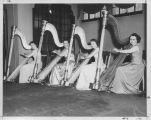 Harp Players - ca. 1940-1959