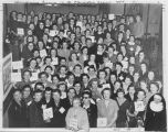 Homecoming Group Photograph - 1954