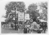 Signs at Graduation - ca. 1975-1985