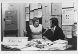 Advising Session - ca. 1975-1985