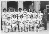 CSF Women's Basketball Team - 1980-1981
