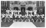 CSF Men's Basketball Team - 1980