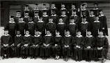 1967 Summer Program Masters Graduating Class