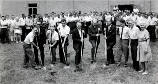 1964 Faculty Ground Breaking of New Building