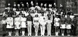 1941 Summer Program Drum Major Class