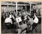 1942 Summer Program Orchestra Rehersal