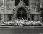 Summer 1950 VCM Band & Faculty