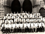 Summer 1953 Men's Glee Club