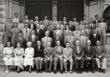 Summer 1950 Men's Glee Club & Faculty
