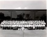 Summer 1954 Student Body & Faculty