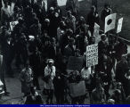 Student Protesters During Viet Nam War at WIU