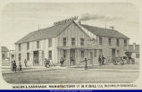 Gill, B.F. Wagon and Carriage Manufactory