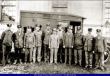 Macomb Postal Carriers circa 1910s