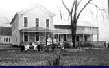 McDonough County Orphanage 415 N Madison St circa 1920s
