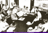 Macomb Government Meeting circa 1937