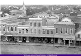 Macomb North Side Square 1873