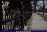 Iron Fence in Macomb