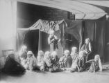 WISNS Training School Children in Costume for Play