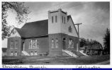 First Christian Church 201 North Hun Street 1930
