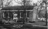Bushnell Illinois Post Office circa 1950s