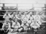 Bushnell Baseball Team early 1900s