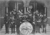 Bushnell Band late 1800s early 1900s