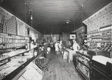 Fred Spiker Grocery Store 1916 Bushnell