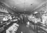 Fred Spiker Grocery Store 1914 Bushnell