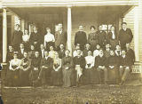Bushnell Normal College Class