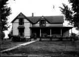 Westfall House Prairie City early 1900s