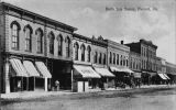 North Side Macomb Square circa 1910