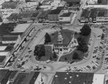 Aerial View of Macomb Square circa 1960s