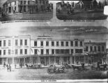 West Side Macomb Square circa 1871