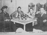 Men at Chick's Tavern circa 1940