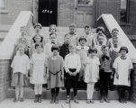 Macomb First Ward School 1924