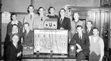 Western Illinois State Teachers College Radio Club 1943