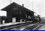 Rockford, Rock Island, and St. Louis Railroad Depot Adair