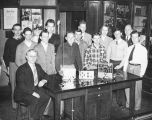 Western Illinois State Teachers College Radio Club 1947