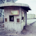 Fort Drive-In Ticket Booth 1971