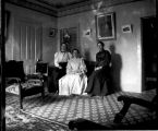 Women in sitting room