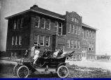 Industry Township High School North Avenue 1934