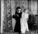 Unidentified Child and Doll