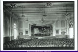 Auditorium Theatre in Sherman Hall at WISNS
