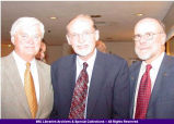 Mayor Wisslead, John Hallwas, Former Mayor Tom Carper