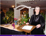 Kathy Nichols at Hallwas Retirement 2004