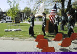 Armed Forces Memorial Dedication 2001